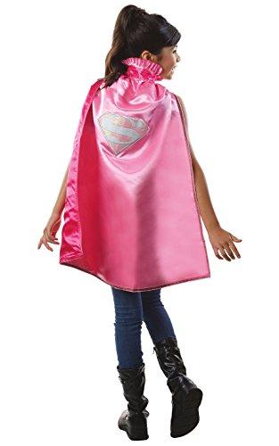Rubie 's Offizielles DC Supergirl Kind Cape One Size Super Hero