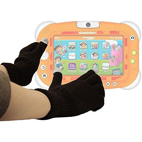 DURAGADGET Guantes Pequeños Para Tablet Videojet Nickelodeon