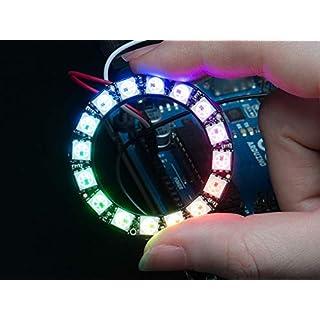 Adafruit Erweiterungsmodul NeoPixel Ring - 16 x 5050 RGB LED 1463