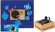 Oreo Biscuit Cookie Gift Set With Music Box, 16 x 38 gm