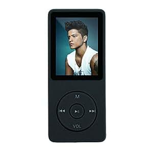 """Noza Tec Lecteur MP3/MP4 4ème génération avec écran LCD 1,8"""" 16Go"""