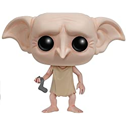 Funko - Dobby figura de vinilo, colección de POP, seria Harry Potter (6561)