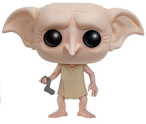 Funko - Figurine Harry Potter - Dobby Pop 10cm - 0849803065614