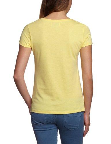 Adelheid - T-shirt - Manches 1/2 - Femme Jaune (575 Gelb Meliert)