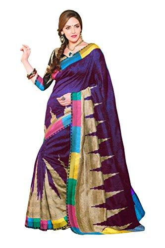 Vipul Silk Saree (11430 _Black)