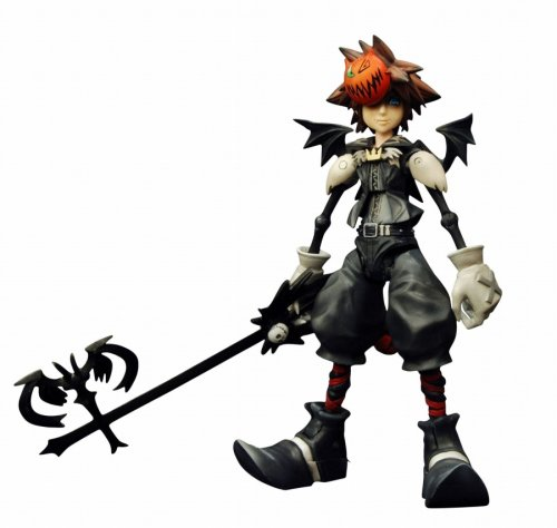 Kingdom Hearts II(2) Sora Actionfigur Play Arts