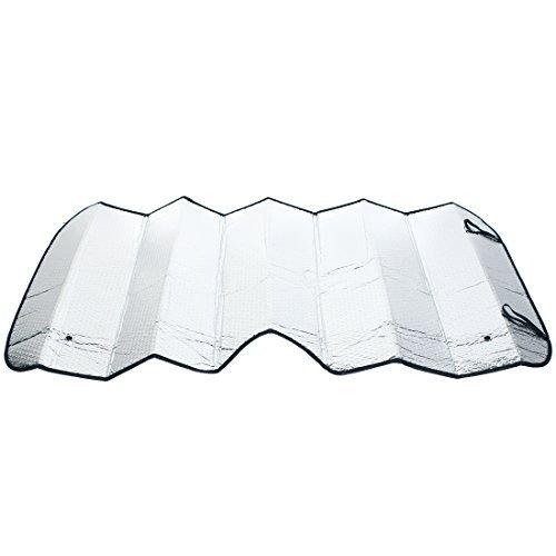 Preisvergleich Produktbild Voorruit Visor moet voorruit zonnescherm 126x60cm