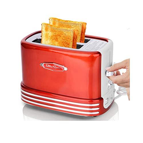 Aishankra S20 Macchina Automatica per Tostapane Macchina Automatica Multifunzione Macchina per La Colazione Tostapane, Riscaldamento, Scongelamento, Cottura