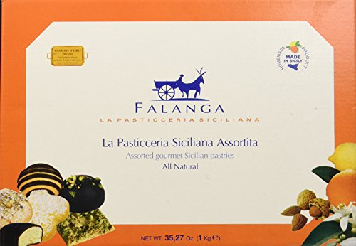 Falanga pasticceria siciliana assortita - 1000 gr
