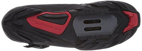 Shimano Shm089g410l, Unisex Adults' Road Cycling Shoes, Black, 6.5 UK (41 EU)