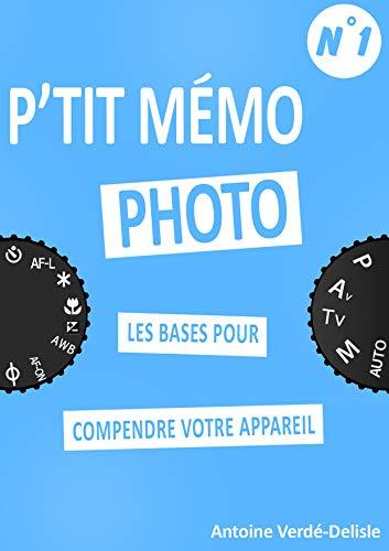 P'TIT MEMO PHOTO N°1 : Les bases pour comprendre votre appareil photo par