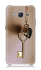 7C 3Dimensional High Quality Back Cover For Samsung Galaxy J2(2016)