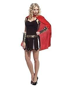 Femme déguisement romaine sexy spartacus