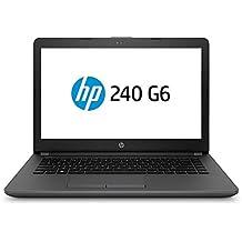 HP 240 G6 (4VU88PA) 14-inch Laptop (6th Gen Intel Core I3-6006U/4GB/1TB/DOS/Integrated Graphics)