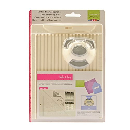 Vaessen Creative Card and Envelope Maker Kit with