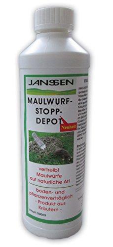 janssen-1401-maulwurf-stopp-depot-500-ml-vertreiber-schreck-ohne-chemie-auf-krauterbasis