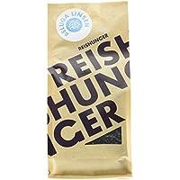 Reishunger Schwarze Beluga Linsen, Kanada, Bio, 6er Pack (6 x 400 g)