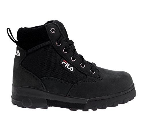 Fila - Grunge Mid - Black (Schwarz) - Hike Boots - div. Größen (41.5) (Sportschuhe Fila)