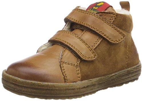 Naturino Baby Jungen Cloud VL Sneaker, Braun (Braun-9103), 28 EU