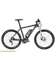 """HERCULES Nos E Bike E-Bike Pedelec Elektrofahrrad Mittelmotor mit Freilauf 27,5"""" Herren 56cm 11,6 Ah 400 Wh Modell 2015"""