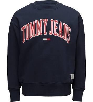 Tommy Jeans Sweatshirts m (Sweatshirt Hilfiger Frauen Tommy)