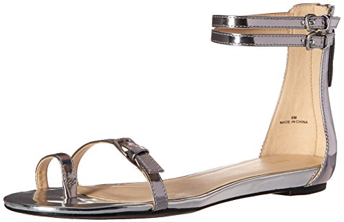 Nine West Onque sintetico Dress Sandal Silver