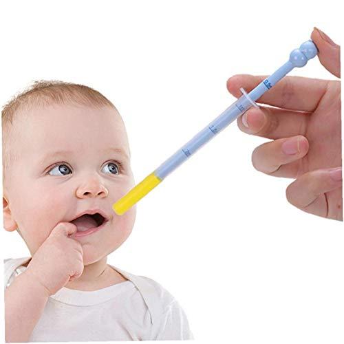 41KiJzO1t5L - Alimentador Jeringa Medicina Bebé Dispensador De Líquido Medicina Para Bebés Y Niños Pequeños Recién Nacidos Color Al Azar