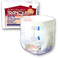 Tranquility Atn (All-Through-The-Night) Disposable Brief 56 to 64 in./34 fluid oz./Qty 12 by Principle Business... preisvergleich bei billige-tabletten.eu