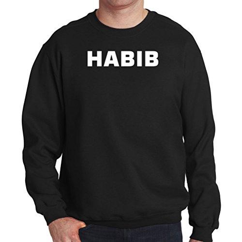 habib-sweat-shirt-nero-l