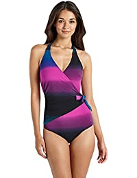 Speedo Damen Badeanzug Sculpture Simplyglow mit Print