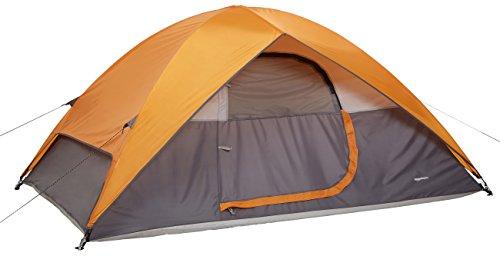 AmazonBasics - Tienda de campaña (tipo iglú, para 4 personas)