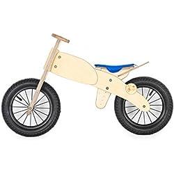 Rueda Madera Niños Bicicleta sin pedales de dipdap respetuoso con el medio Dipdap
