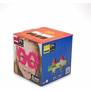 Plus-Plus - 52131 - Jeu éducatif de construction - Mini Neon - 600 Pièces