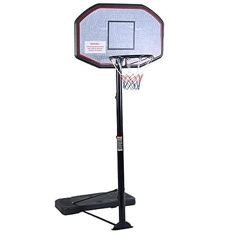 Panier Basket Exterieur - Panier de basket sur pied Enfant/Adulte panier