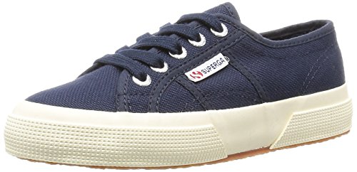 Superga 2750 Cotu Classic, Baskets mixte adulte bleu (marine)