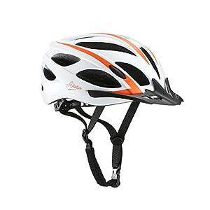 Sefulim Casco da Ciclismo da Uomo e da Donna Regolabile Casco Bici Leggero 22 Vents EPS Outdoor Sport