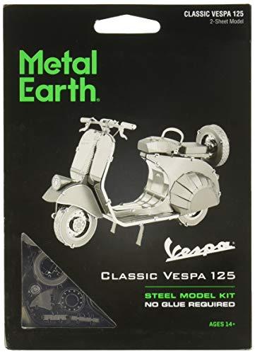 Fascinations - Metal Earth - Scooter Classique Vespa 125cc (MMS154)