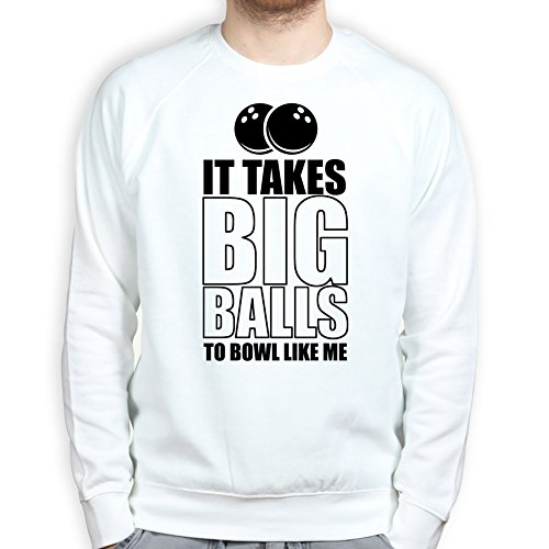 Big Balls Bowling Pin Pullover