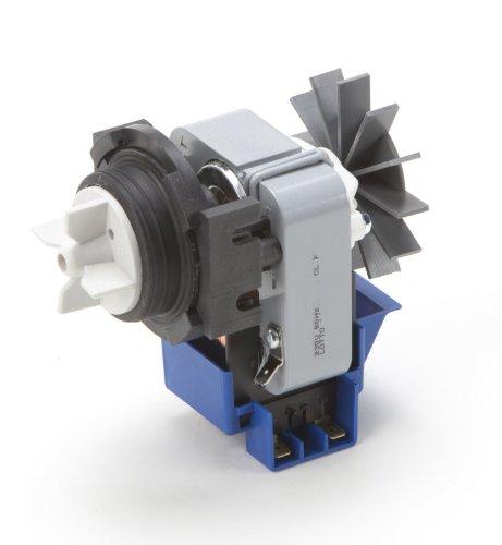 DREHFLEX® - Laugenpumpe/Pumpe passend für diverse Miele Waschmaschinen - 800/900er Serie - alternative Ausführung - passend für Teile-Nr. 3568614 - Spaltpolpumpe