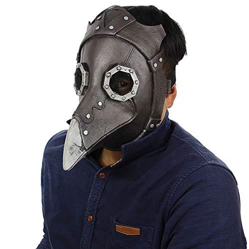 Blaward Neuheit Latex Horror Masken, Halloween Kostüm für Party, Maske Gesicht für Erwachsene, Schreckliche Alien Headwear für Halloween ()