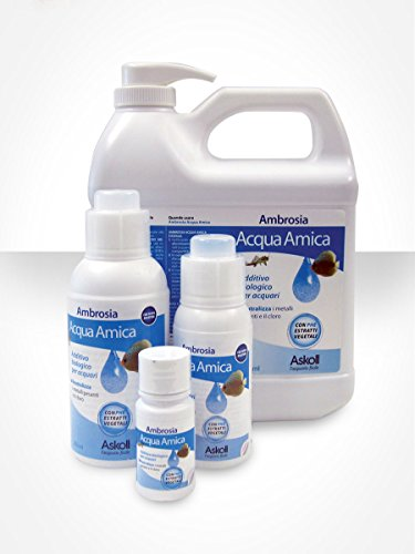 Acqua Amica Biocondizionatore 250 (Neutralizza Metalli Pesanti)