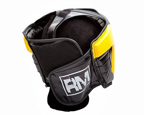 RingMasterUK Kopfschutz für Kinder, Kopfbedeckung für Boxen, Kampfsport, Kickboxen Abbildung 3