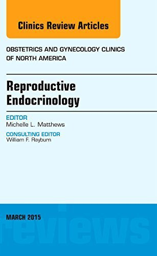 Reproductive Endocrinology, An Issue of Obstetrics and Gynecology Clinics, 1e (The Clinics: Internal Medicine) by Matthews MD, Michelle L. (2015) Hardcover