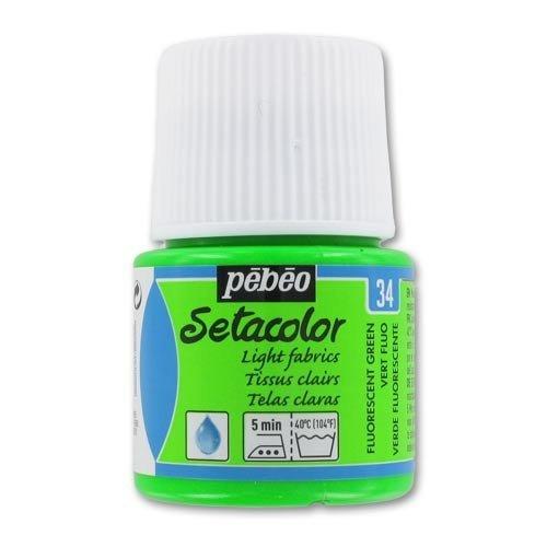 peinture-setacolor-tissus-clairs-vert-fluo-n34-x45ml
