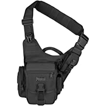 Maxpedition Versipack Fatboy - Bolso para hombre, color negro, talla 30 in