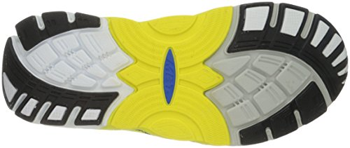 MBT Zee 16, Chaussures de Course pour Entraînement sur Route Femme Multicolore (White/Yellow)