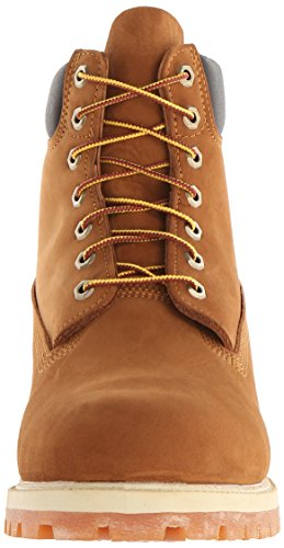 Timberland 6in premium boot, Boots homme Marron (Rust orange)