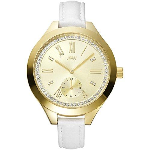 Da donna JBW diamante in acciaio inox orologio Aria