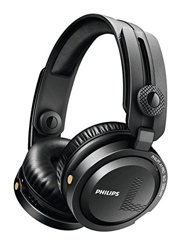 Philips A1PRO DJ Professionali in Collaborazione con Armin von Buuren, Nero