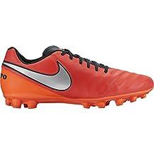 Nike Tiempo Genio II Leather AG-r, Botas de fútbol para Hombre